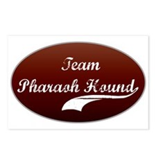 Team Pharaoh Postcards (Package of 8)