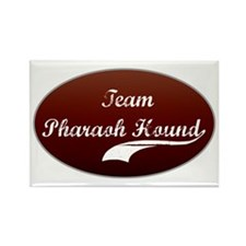 Team Pharaoh Rectangle Magnet (10 pack)