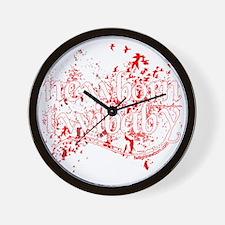 newborn twibaby by twibaby Wall Clock