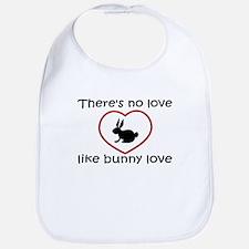 Bunny Love Bib