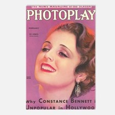 Mary Astor 1932 Postcards (Package of 8)