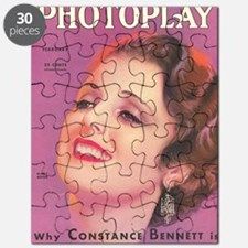 Mary Astor 1932 Puzzle