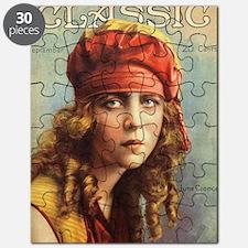 June Caprice 1917 Puzzle