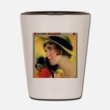 Mary Brian 1926 Shot Glass