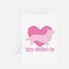 Cardigan Valentine Greeting Cards (Pk of 10)