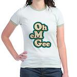 Oh Em Gee Jr. Ringer T-Shirt