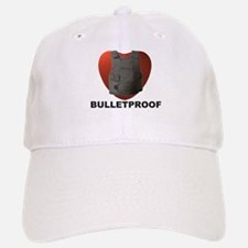 'Bulletproof Heart' Baseball Baseball Cap