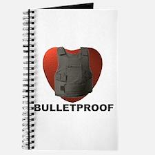 'Bulletproof Heart' Journal