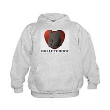 'Bulletproof Heart' Hoodie