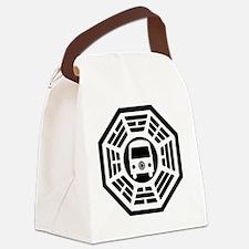 Dharma Van Btn Canvas Lunch Bag