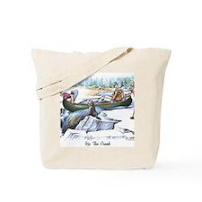 UpTheCreek Tote Bag