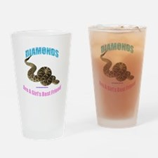 easterndiamondback Drinking Glass