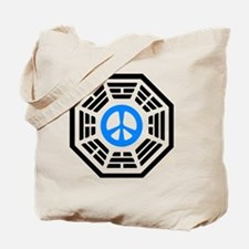 Blue Peace MP Tote Bag