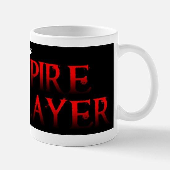 2-Im a Vampire Slayer Pillow Mug