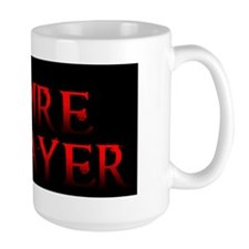 2-Im a Vampire Slayer Pillow Mug