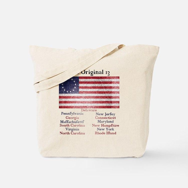 Original 13 Tote Bag
