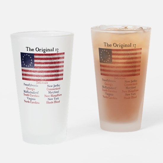 Original 13 Drinking Glass