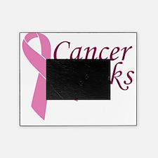 cancer sucks Picture Frame