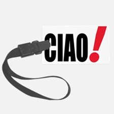 CIAO Luggage Tag