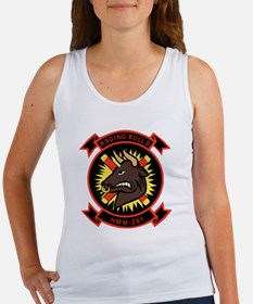 hmm261_raging_bulls Women's Tank Top