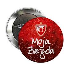 """CZ_Moja_Zvezda 2.25"""" Button"""