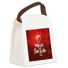 CZ_Moja_Zvezda Canvas Lunch Bag