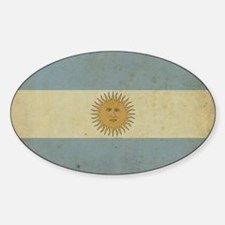 Vintageargentina_fl2 Decal