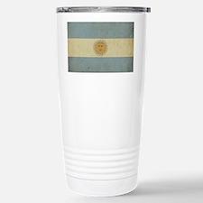 Vintageargentina_fl2 Travel Mug