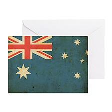 vintageAustralia5 Greeting Card