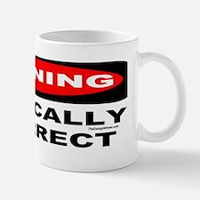 warning sign bs 2 Mug
