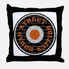 Broad Street Bullies 2010 light Throw Pillow