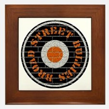 Broad Street Bullies 2010 light Framed Tile