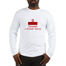 Polish Twins-Dziadek Long Sleeve T-Shirt