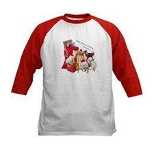 Pot Belly Pig Christmas Fun Time Tee