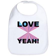 LOVE YEAH! Bib