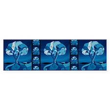BlueTreesMug Bumper Sticker