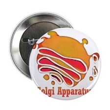 "Golgi apparatus best 2.25"" Button"