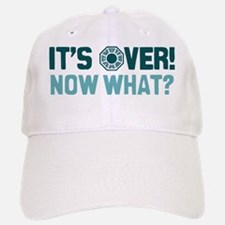 Its Over Baseball Baseball Cap