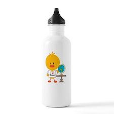 GeographyChickDkT Water Bottle