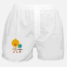 GeographyChickDkT Boxer Shorts