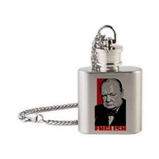 Winston Flask Necklace