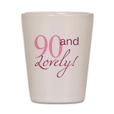 Lovely90 Shot Glass