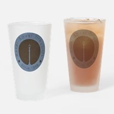 Baker Street Drinking Glass