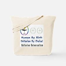 UU Unitarian By Choice Tote Bag