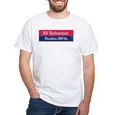 """""""Bill Richardson for President"""" Shirt"""