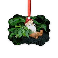 Lauras Gnome Ornament