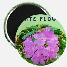 West Virginia State Flower Postcards Magnet