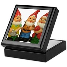 Gnome-_25 Keepsake Box