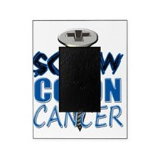 Screw Colon Cancer Picture Frame