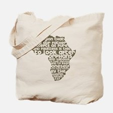 AfricaJames127 Tote Bag